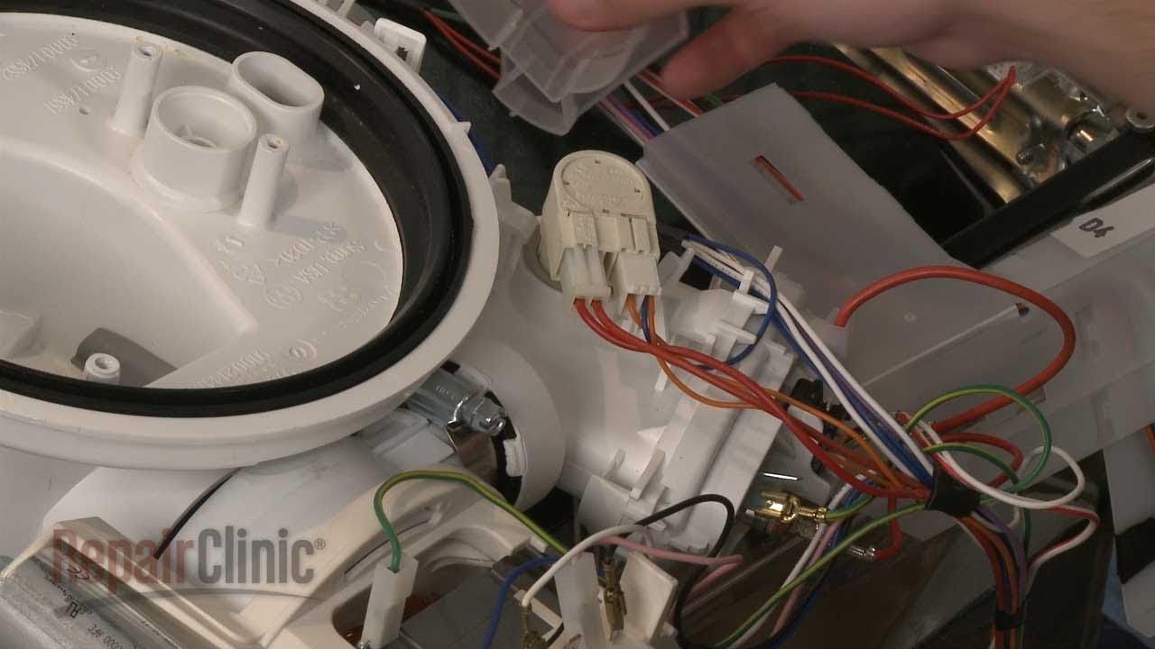 dishwasher thermistor replacement bosch dishwasher. Black Bedroom Furniture Sets. Home Design Ideas