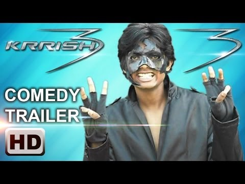 Xem Video Clip DHOOM 3 no way it's DHOOL 3 Comedy Trailer (Exclusive