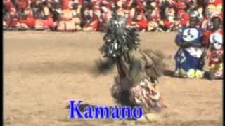 Chadzunda Nyau Dance From Kasungu Malawi
