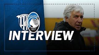 17ª #SerieATIM | Benevento-Atalanta | Gian Piero Gasperini: