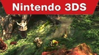Nintendo 3DS Monster Hunter 4 Ultimate
