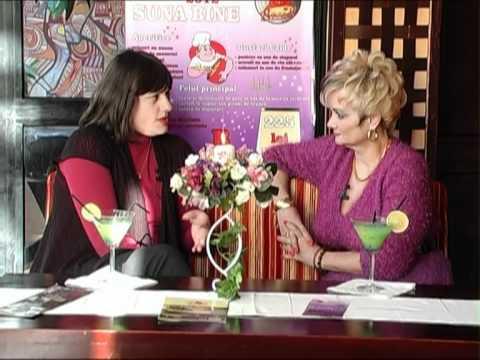 Viata in Armonie cu NICULINA GHEORGHITA.PSIHO-TERAPEUT LA 1 TV NEAMT 17dedembrie 2011