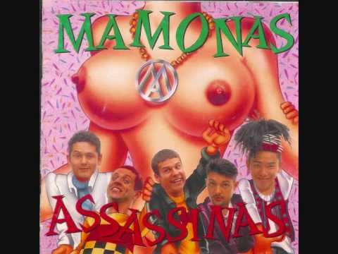 Mamonas Assassinas - Mundo Animal (Studio Version)