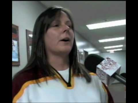 Hockey For Her Fundraiser 2009