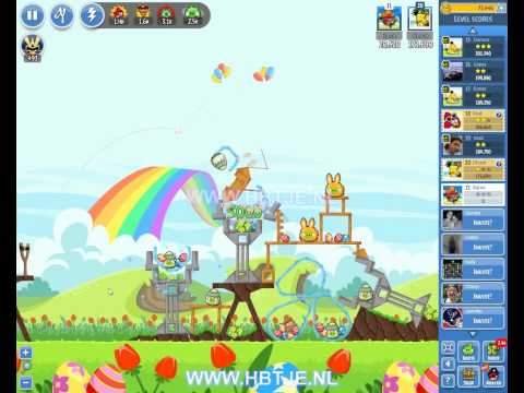 Angry Birds Friends Tournament Level 5 Week 100 (tournament 5) no power-ups