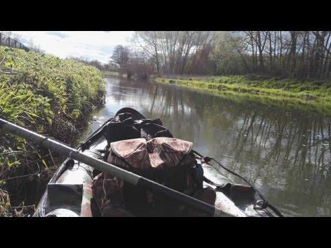 CANOEING - In The Flow On The MAVERICK EXPLORER