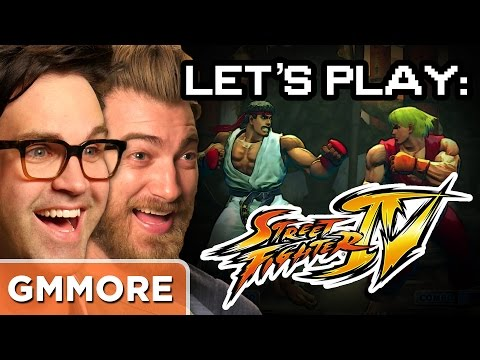 Let's Play: Street Fighter 4
