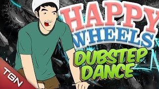 Happy Wheels: DUBSTEP DANCE