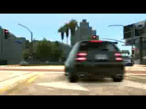 Midnight Club: Los Angeles Trailer