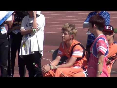 [AFK]130903 Idol Athletic Championship-Archery cut[Kris], kris archery