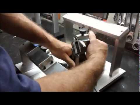 Incrivel Máquina de Afiação Afiar Alicates de Cutículas - AFIADORA MARTINS
