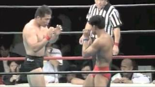 Japanese Shoot-Style Wrestling