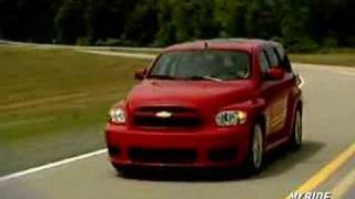 Chevrolet HHR SS videos