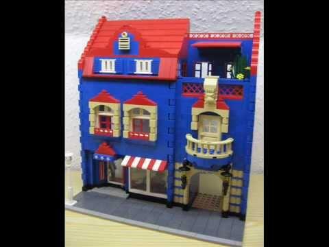 lego city häuser bauen