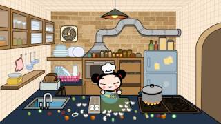 [PUCCA] Pucca's Love Kitchen
