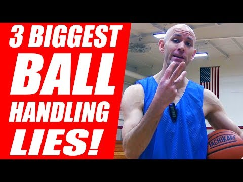 Top 3 Ball Handling LIES - How To Dribble Better: Basketball Moves | Snake