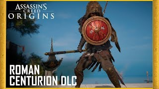 Assassin's Creed Origins - Roman Centurion DLC Trailer