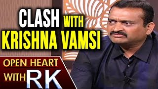 Bandla Ganesh about his Clash with Krishna Vamsi - Open He..