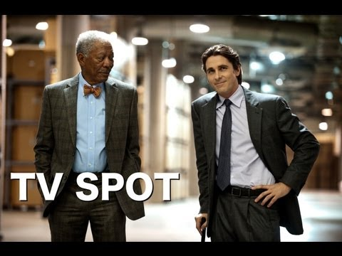 The Dark Knight Rises - TV Spot #3 Lucius Fox (HD)