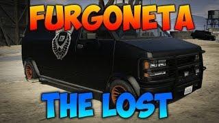 GTA 5 ONLINE FURGONETA THE LOST (GANG BURRITO) GTA V 1