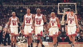 Bulls Vs. Jazz 1998 NBA Finals (Game 4)