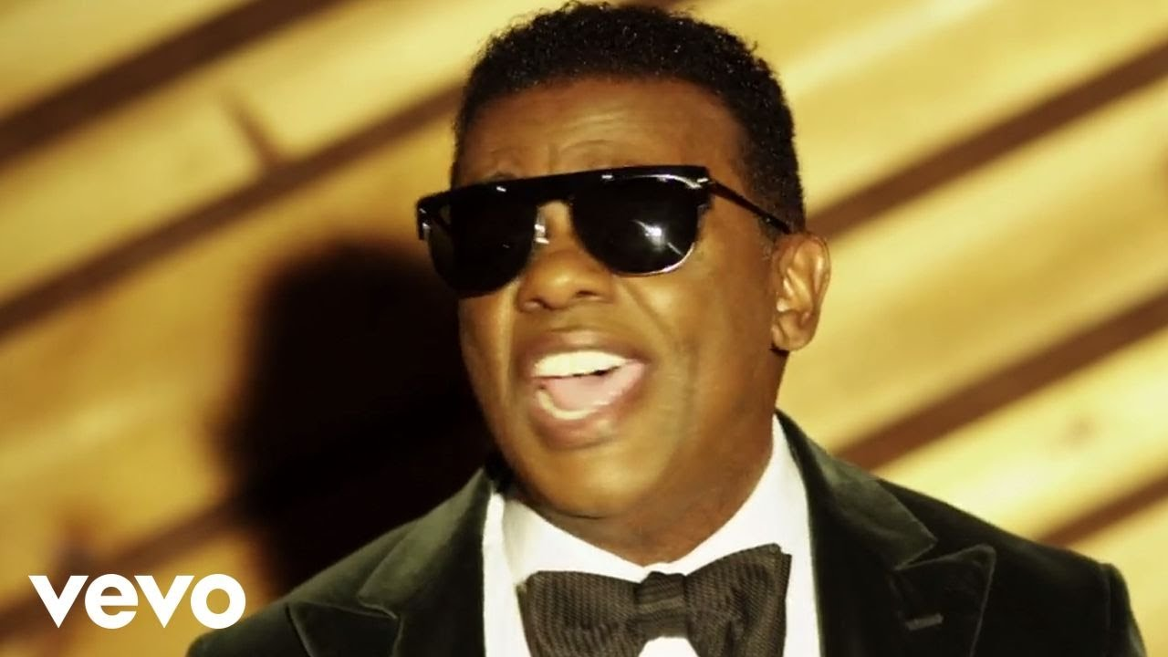 Ron Isley - No More