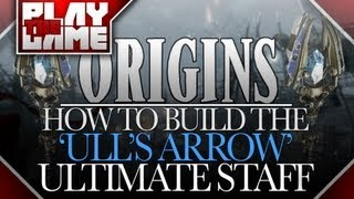 ORIGINS How To Build 'ULL'S ARROW' Ice Staff Upgrade