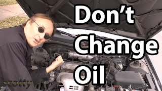 What Happens if You Don't Change the Oil in Your Car? DIY with Scotty Kilmer