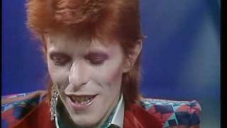 David Bowie Interview with Russell Harty, 1973