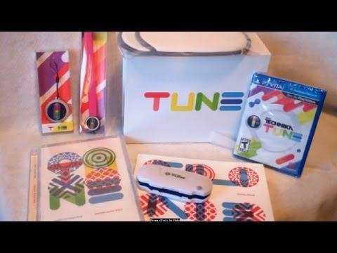 DJ Max Technika Tune Limited Edition Unboxing (North American Version)