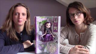 Test Ever After High Poupées Figurines Mattel Choix-de