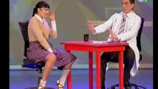 Jacinta y el ginecólogo