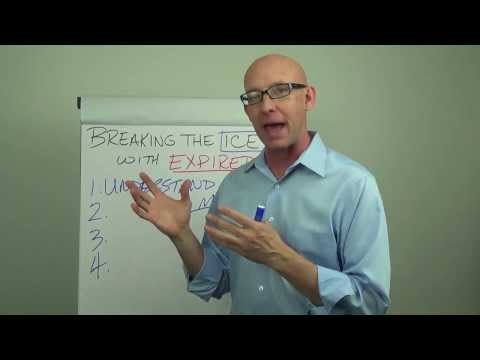 Breaking the Ice with Tough Expired Listings - Kevin Ward @ YesMasters.com