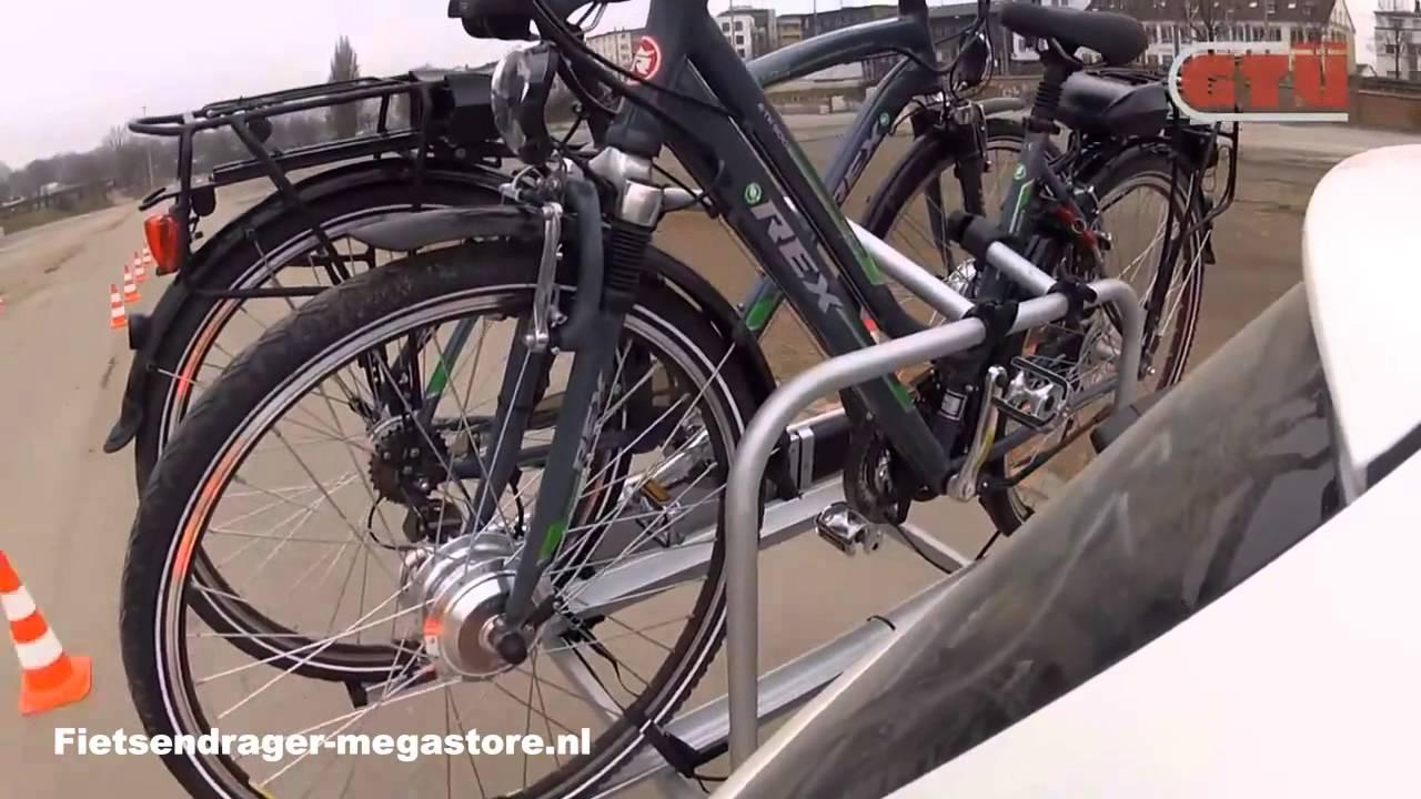consumenten test fietsendrager fietsendrager megastore. Black Bedroom Furniture Sets. Home Design Ideas