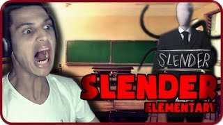 SLENDER AGORA É ESTUDANTE? - Elementary view on youtube.com tube online.