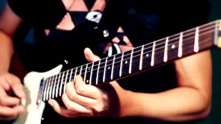 Joe Satriani Always With Me Always With You Cover By