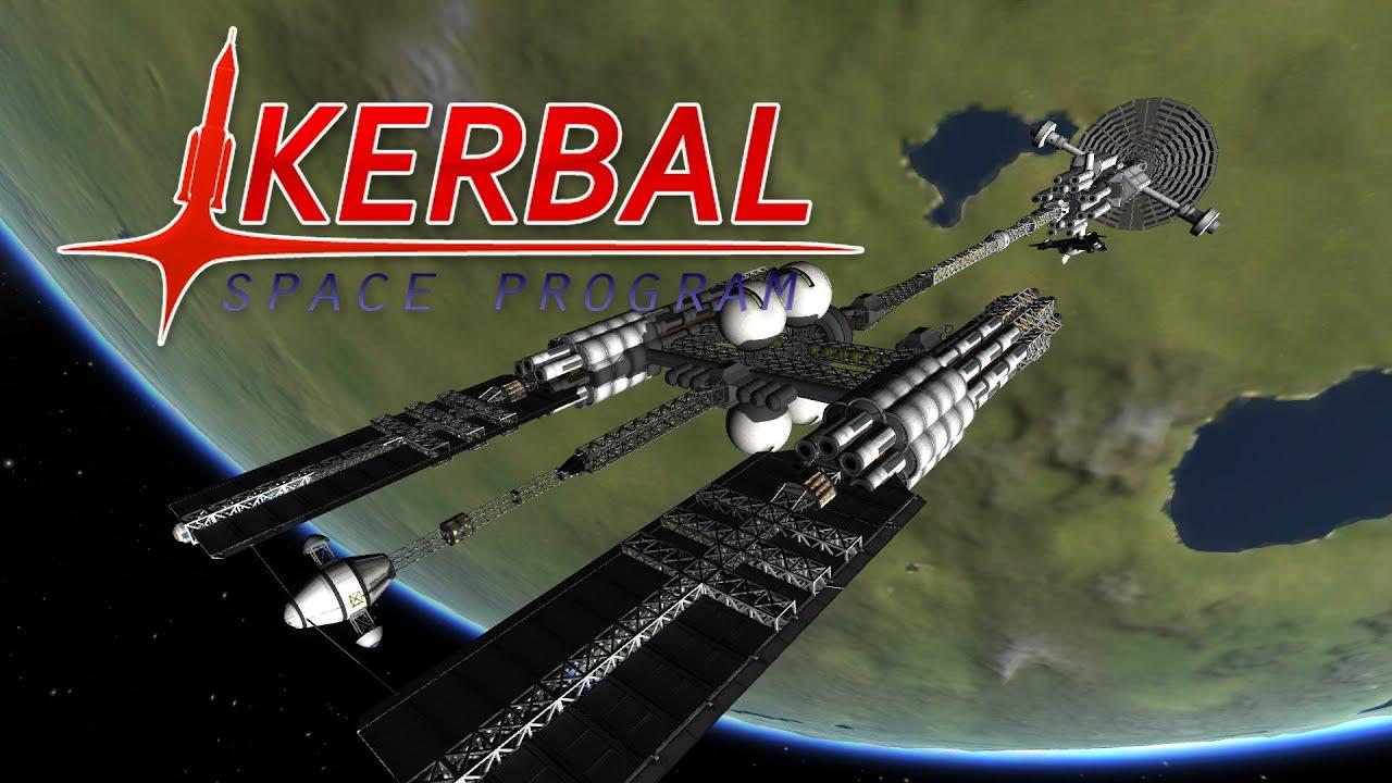 kerbal space program interplanetary ship - photo #9