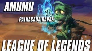 League Of Legends Amumu (Português BR)