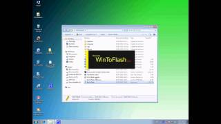 Como Hacer Un Usb Booteable Con Win To Flash