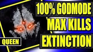 EXTINCTION GLITCH 100% GODMODE Get MAX Kills!