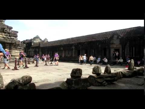 Temples Of Tourist - Cambodian Angkor Wat - Haven Of God - God temple - God King - King Of Cambodia