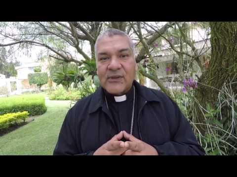 Convite de Dom Rafael Valdivieso Miranda para os jovens da Diocese de Tubarão