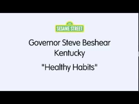 Sesame Street / Governor Steve Beshear : Healthy Habits