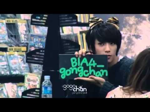 Hot Boy Hàn Quốc Gong Chan B1A4