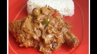 Cooking | chicken yassa yassa | chicken yassa yassa