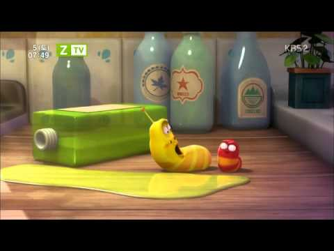 Larva - Ấu Trùng Tinh Nghịch-Season 2 Tập 1-Hello Larva & Bubble