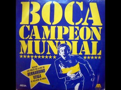 Sí, sí, señores... Yo soy de Boca (Sinceramente) - Los Fanas Boquenses (1978)