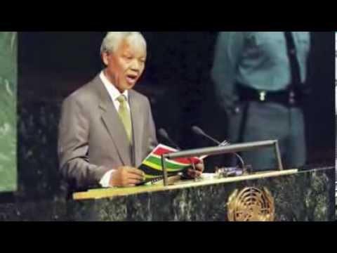 Nelson Mandela tribute 2014 by giacomo mannella