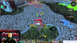 """Warlords Of Draenor (Beta): """"DON'T LET ME GET IN MY ZONE"""