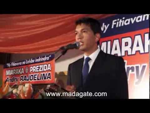 Andry Rajoelina. Politika vaovao? 21.02.2014